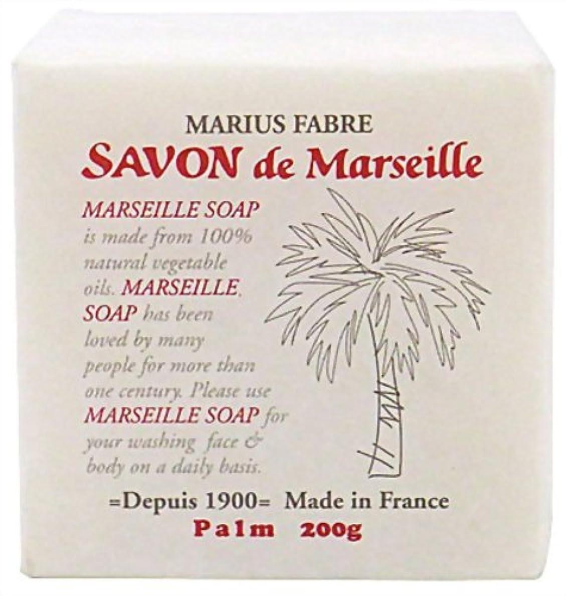 ダイヤル消毒剤米国サボンドマルセイユ 無香料 パーム 200g