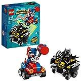 レゴ(LEGO) スーパー・ヒーローズ マイティマイクロ : バットマン vs. ハーレイ・クイン 76092