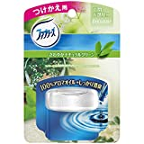 ファブリーズ 芳香剤 お部屋用 アロマ さわやかナチュラルグリーンの香り つけかえ用 5.5mL