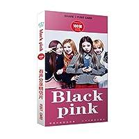 BlackPinkフォトはがきリサ・ローズJennie Jisooポスター180pcs One Size ピンク