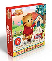 DANIEL'S GRR-IFIC STORIES! (Daniel Tiger's Neighborhood)