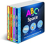 Baby University ABC's Board Book Set: Four Alphabet Board Books for Toddlers (Baby University Board Book S
