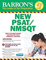 Barron's NEW PSAT/NMSQT with CD-ROM (Barron's PSAT/NMSQT)