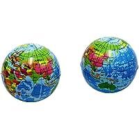 こどもクラブ 地球儀PUボール 12個入 0180084 77335