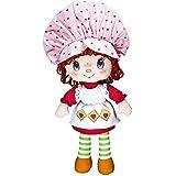Basic Fun Strawberry Shortcake 35th Anniversary Soft, Retro Doll