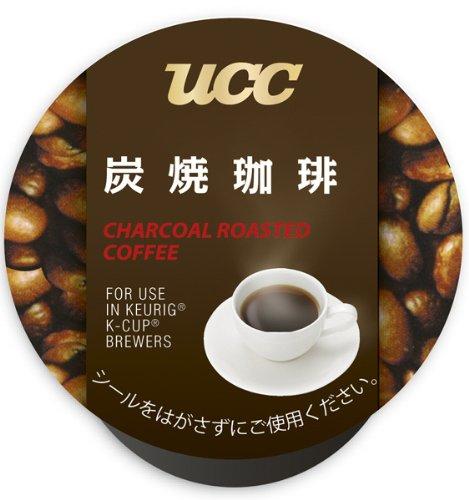 ブリュースター UCC 炭焼珈琲 7g×12個