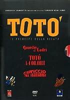 Toto' - Il Principe Della Risata (3 Dvd) [Italian Edition]