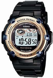 [カシオ]CASIO 腕時計 BABY-G ベビージー 電波ソーラー BGR-3003-1JF レディース