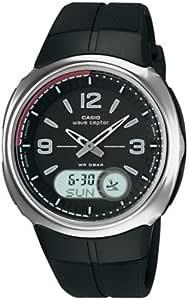 [カシオ]CASIO 腕時計 WAVE CEPTOR ウェーブセプター 電波時計 コンビネーションモデル WVA-106HJ-1BJF メンズ