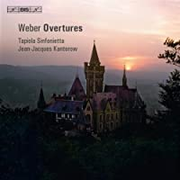 Weber: Overtures by WEBER CARL MARIA VON (2011-07-28)