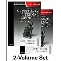 Textbook of Veterinary Internal Medicine Expert Consult, 8e (2 volumes)