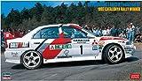 ハセガワ 1/24 三菱 ランサーエボリューション4 1997 カタルニアラリーウィナー プラモデル 20310