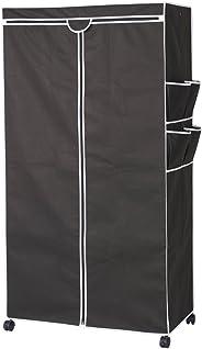 ルミナス ワードローブカバー   ポール径25mm用パーツ   幅91.5cm×高さ180cm程度ラック用 RT9018-BR