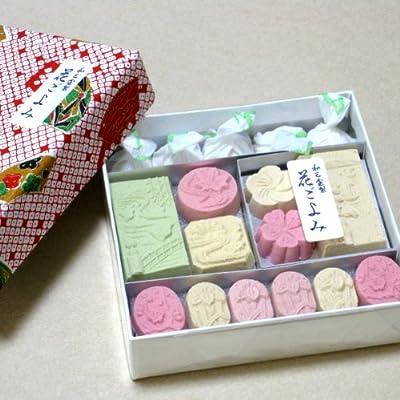 和三盆糖 干菓子 【花ごよみ】 (5箱)
