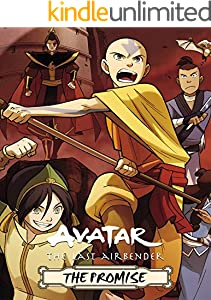 Avatar: The Last Airbender The Promise Book Nickelodeon Avatar (English Edition)