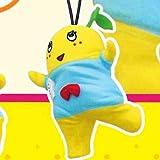 ふなっしーフィギュアコレクション 3:ダイブ!!(ストラップ) 奇譚クラブ ガチャポン