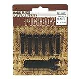PICKBOY/ピックボーイ BP-150W エボニーブリッジピン