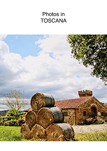 Photos in Toscana: オルチャ渓谷の写真