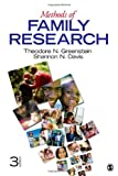 Methods of Family Research by Theodore N. Greenstein Shannon N. Davis(2012-07-16)