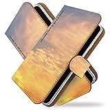 [KEIO ブランド 正規品] XPERIA Z3 SOL26 ケース 手帳型 空 SOL26 手帳型ケース 雲 XPERIA カバー Z3 カバー SOL26 星 エクスペリア ケース エクスペリアZ3 ケース SOL ケース 26 青空 ittn空夕2t0039