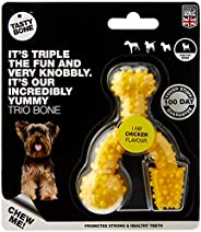 Tasty Bone Nylon Trio Chicken Toy