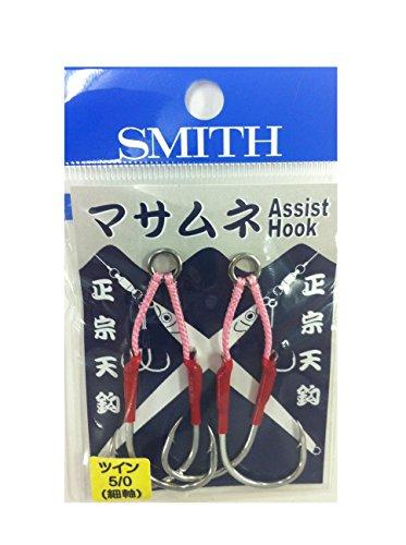 スミス(SMITH LTD) アシストフック マサムネアシストフック ツイン5/0 2セット