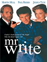 Mr Write [DVD] [Import]
