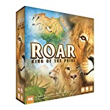 IDWゲームRoar : King of the Pride戦略的ボードゲーム