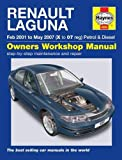 Renault Laguna Petrol and Diesel Owners Workshop Manual 2001-2005
