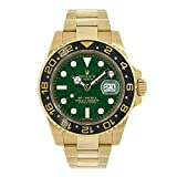 Rolex GMTマスターII automatic-self-wind Male Watch 116718 (認定pre-owned)