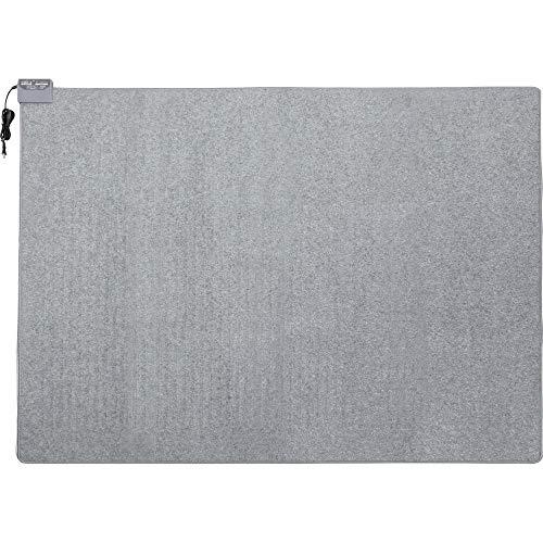 アイリスオーヤマ ホットカーペット 3畳 室温センサー付き 195×235cm グレー HCM-T2420-H