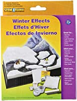 Diorama Kit-Winter Effects