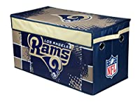 NFL Los Angeles Rams Collapsible Storage Trunkトイボックス