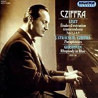 Liszt: +Tudes D'extcution Transcendante Nos. 1 2 8