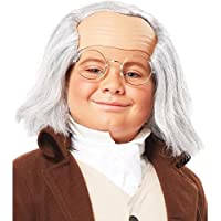 Child Benjamin Franklin Wig [並行輸入品]