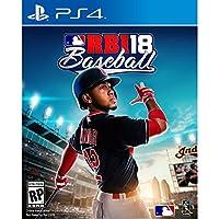 RBI Baseball 18 for PlayStation 4 (北米版)