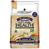 Ivory Coat Puppy Chicken 13kg Grain Free Dog Food