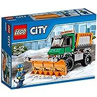 レゴ (LEGO) シティ 除雪車 60083