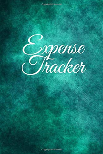 Expense Tracker Notebook Organizer Monthly For Business,Money Management Journal, Budgeting, Personal
