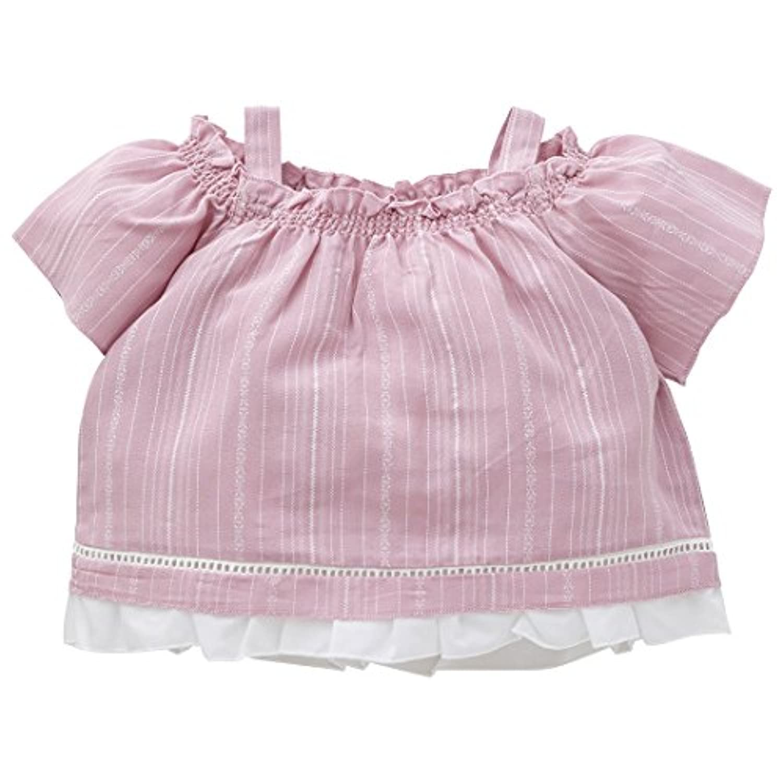西松屋 [EFD] 布帛オフショル 【80cm?90cm?95cm】 95 ピンク