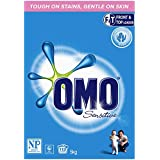 Omo Sensitive Laundry Detergent Washing Powder Front & Top Loader 5kg