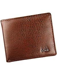 CA-TING 財布 メンズ 2つ折り 小銭入れ 薄型 大容量 高品質 ビジネス プレゼント