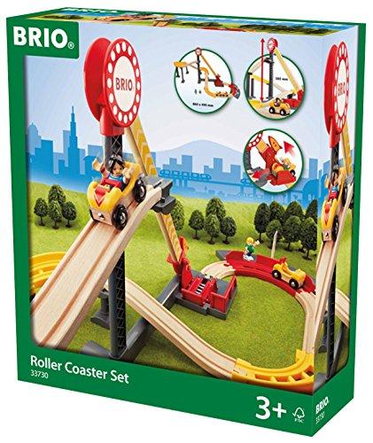 BRIO ローラーコースターセット 33730