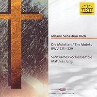 Die Motetten/The Motets by Sachsisches Vocalensemble (2001-03-14)