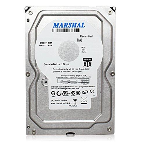 MARSHAL MAL3500SA-T72  500GB,7200rpm,S-ATA  3.5HDD