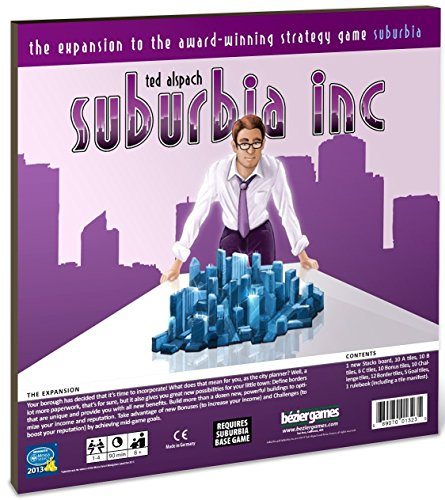 Suburbia Inc Board Game [並行輸入品]