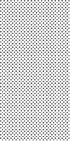 シンコール 自在トリム 壁紙用マスキングテープ BBT4539 水玉白黒色 巾15㎝X長さ15m巻 3629