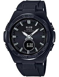 [カシオ]CASIO 腕時計 BABY-G ベビージー G-MS 電波ソーラー MSG-W200G-1A2JF レディース