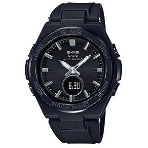 [カシオ]CASIO 腕時計 BABY-G ベビージー ジーミズ 電波ソーラー MSG-W200G-1A2JF レディース