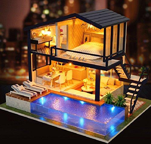 Magic House(マジック ハウス)Time apartment ドールハウス ミニチュア L...